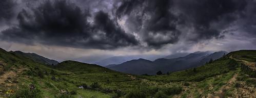 ponmudi kerala godsowncountry clouds sky landscape yesmkphotography muthukumar trave southindia india d7200 nikon