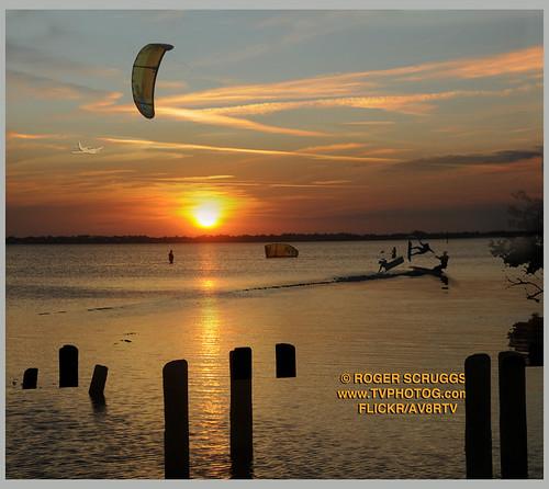 av8rtv d300s kiteboarding sunset tvphotog ©scruggs2018