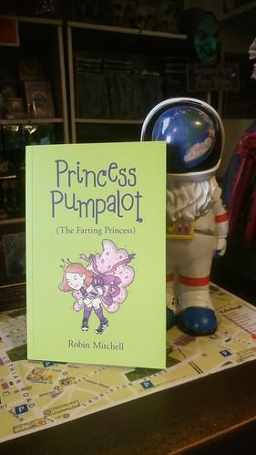 Beano Pumpalot   by Princess Pumpalot