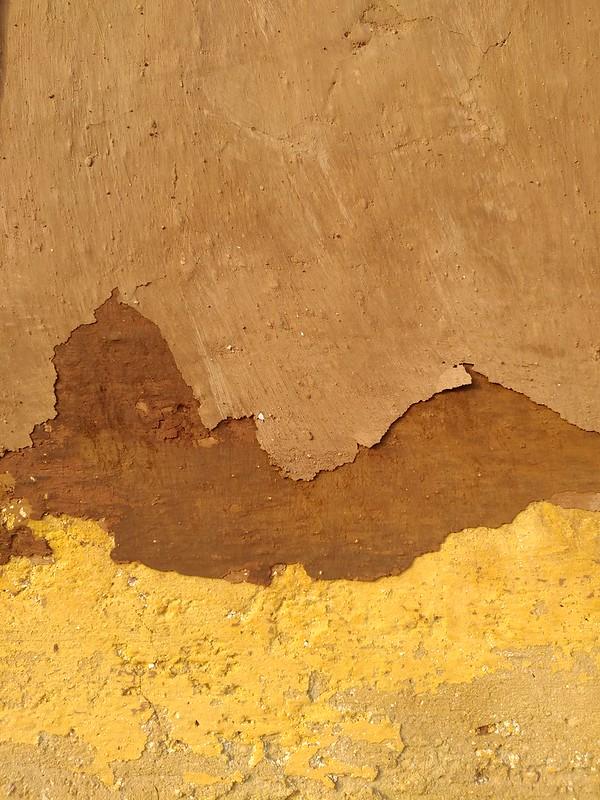 Orange Wall Texture #8