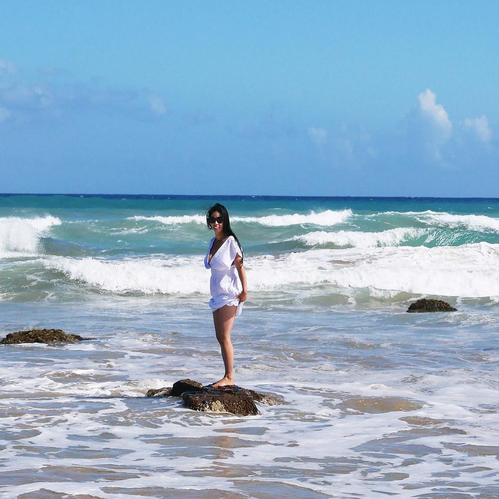 Stranded on a rock - Apollo Bay