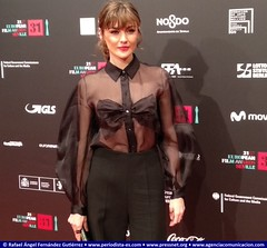 31 European Film Awards. Marta Nieto, Actress, Actriz