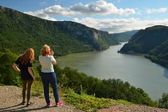 View towards the Kazan Gorge