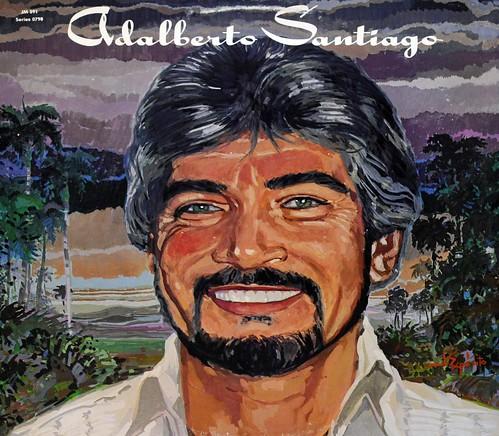 ADALBERTO SANTIAGO - S/T Self-Titled