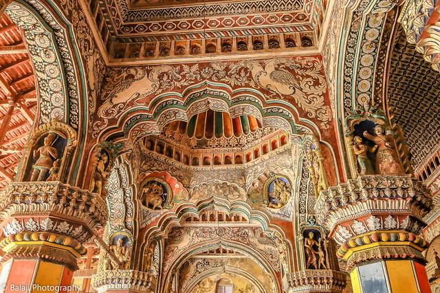 Palace- Thanjavur - Explored