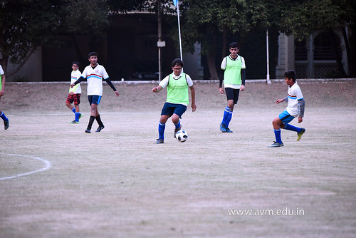 Inter House Football Competition 2018-19 8 (24) | by Atmiya Vidya Mandir