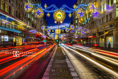 Starry - Strand, London, UK   by davidgutierrez.co.uk