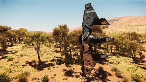 Reliant in the forest 2 | by spacegamer.co.uk