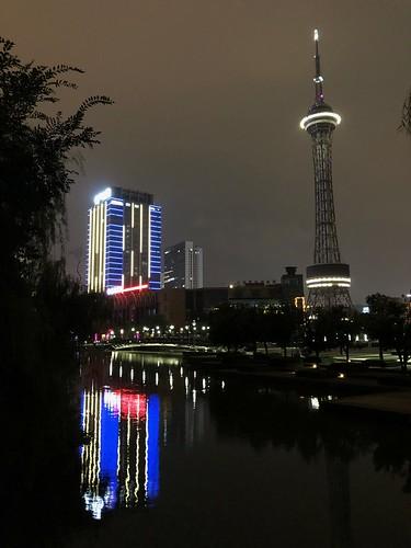 changzhou night xintiandi