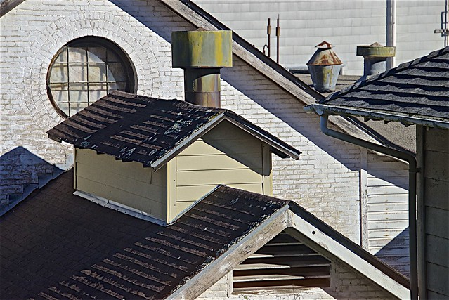 Roof Shadows