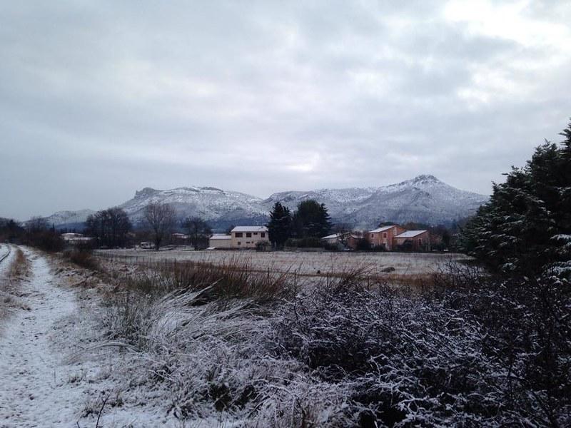 La neige du 4 février 2015, vue par les tretsois