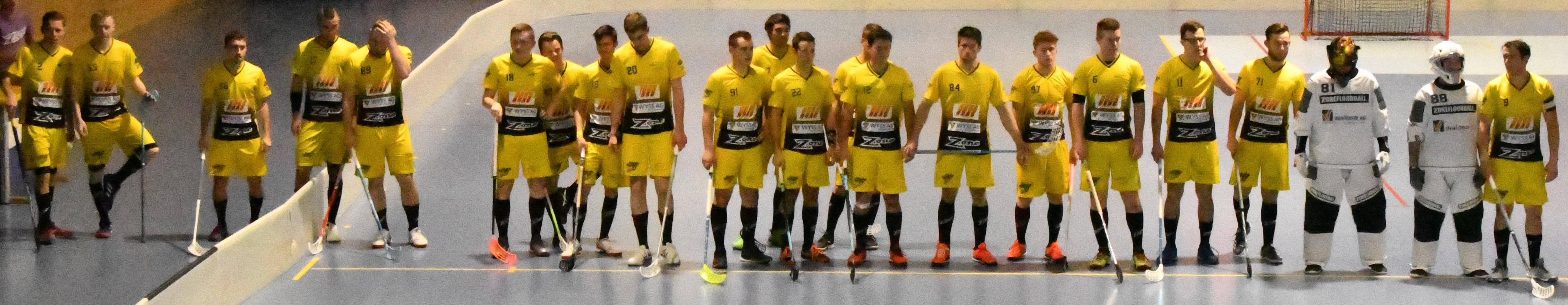 Herren - TSV Unihockey Deitingen Saison 2018/19