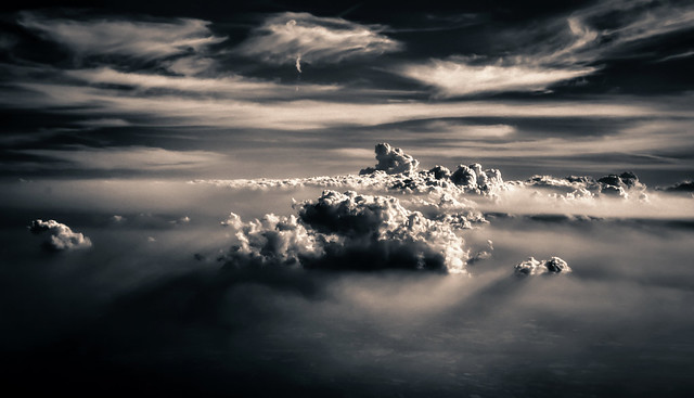 Cloud of this World