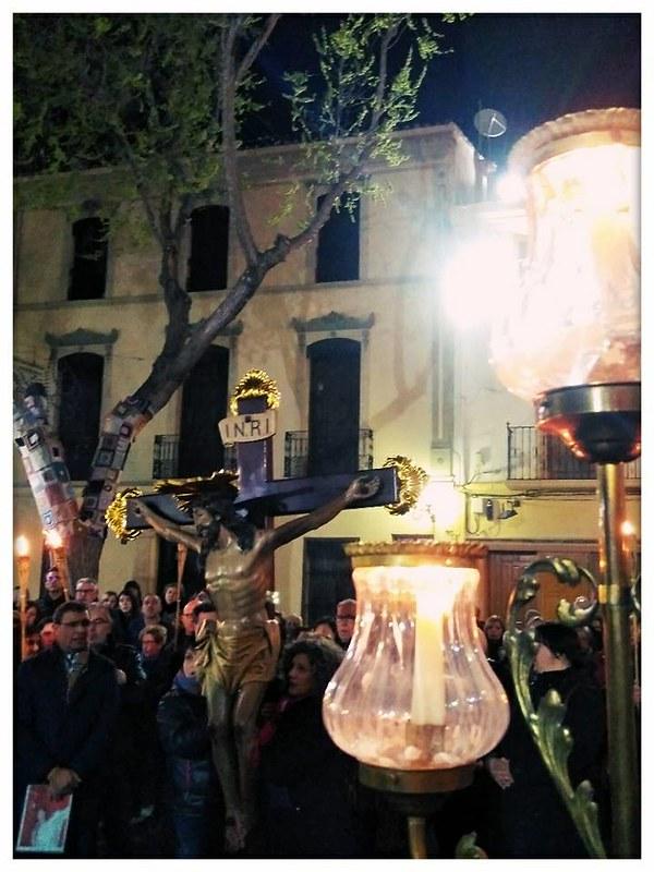 (2018-03-23) IX Vía Crucis nocturno - Víctor Vicedo Ibáñez (01)