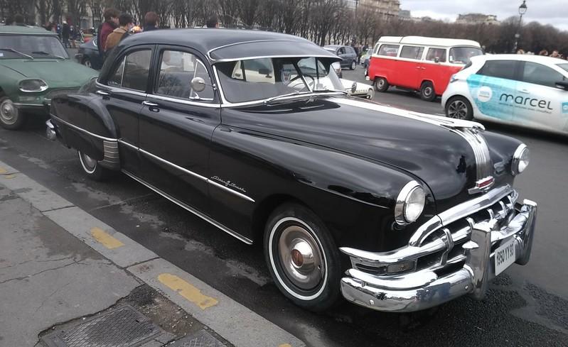 Pontiac Silver Streak Super 8 1950 - 39762623453_91c15a22b1_c