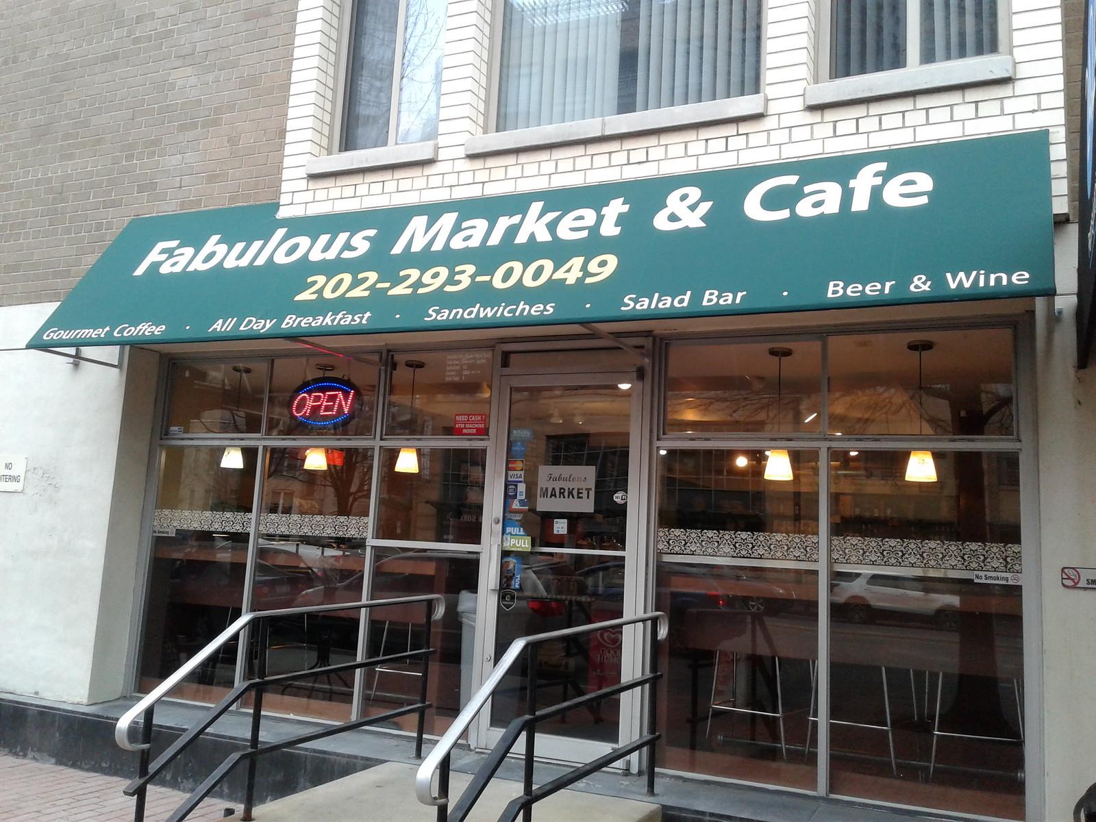 Storefront Cafe