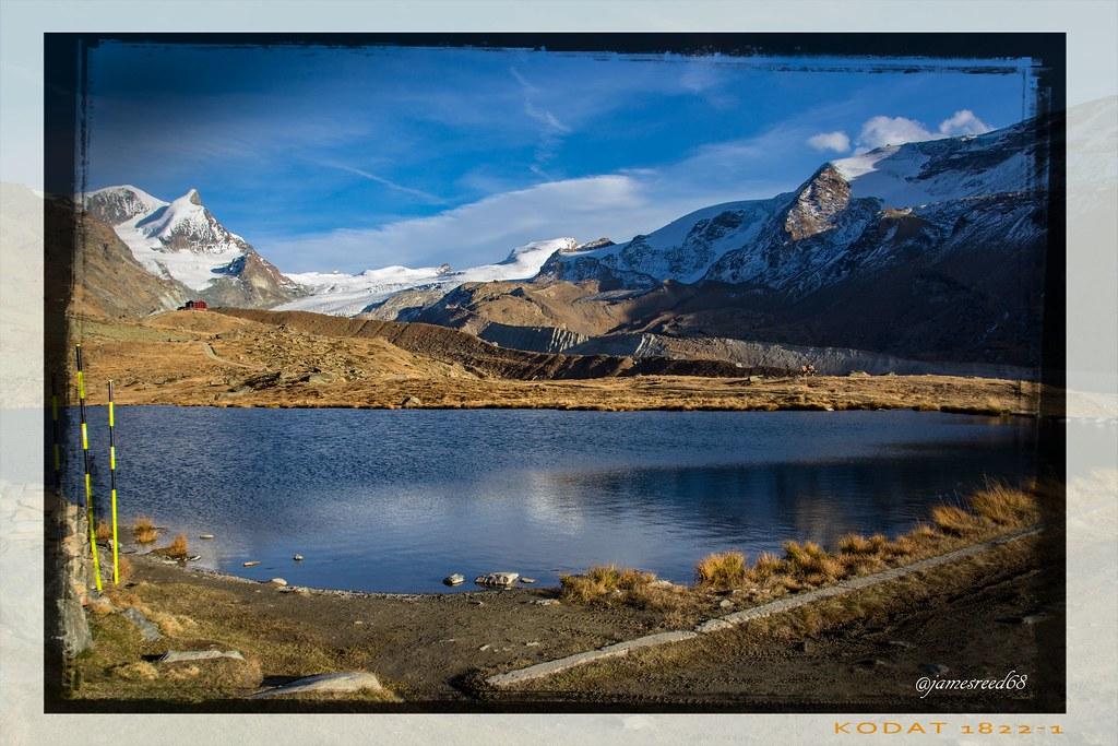 Adlerhorn - Strahlhorn - Stockhorn - Glacier Findelen