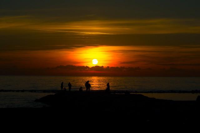 Tramonto / Sunset