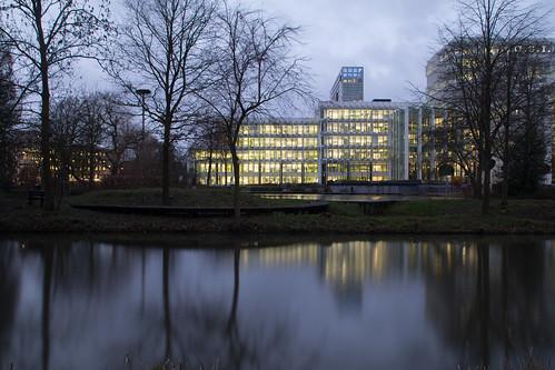 ASR kantoor in Utrecht Rijnsweerd