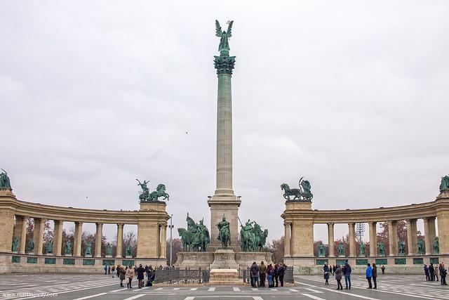 Piazza degli Eroi (Hősök tere)