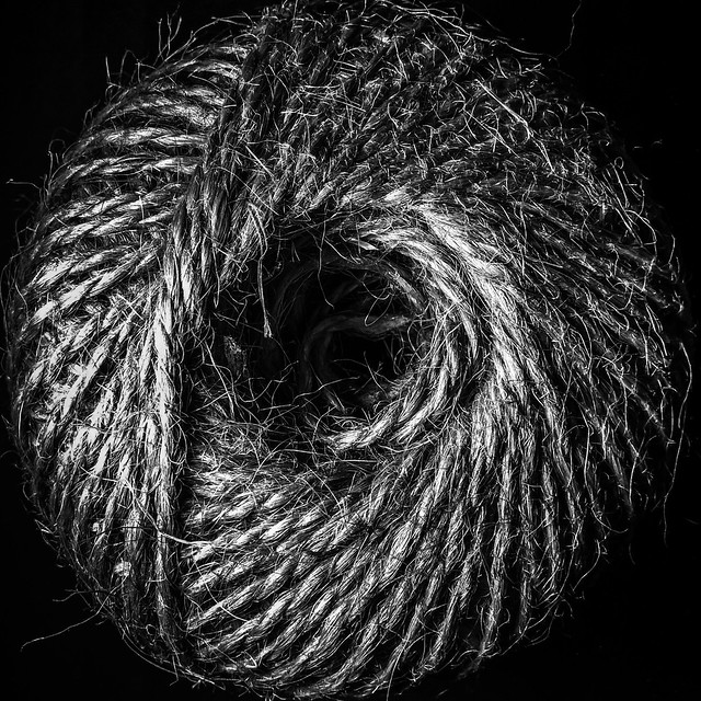 BW Ball of String. HMM!