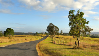 Just a farm back road   by ozzie_traveller