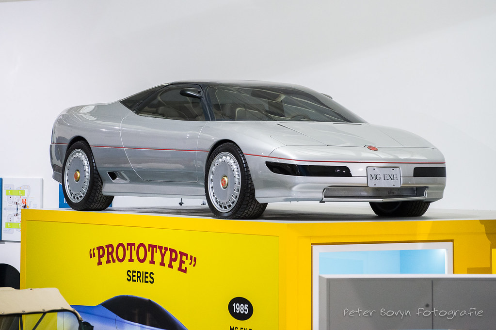 MG EX-E Concept - 1985