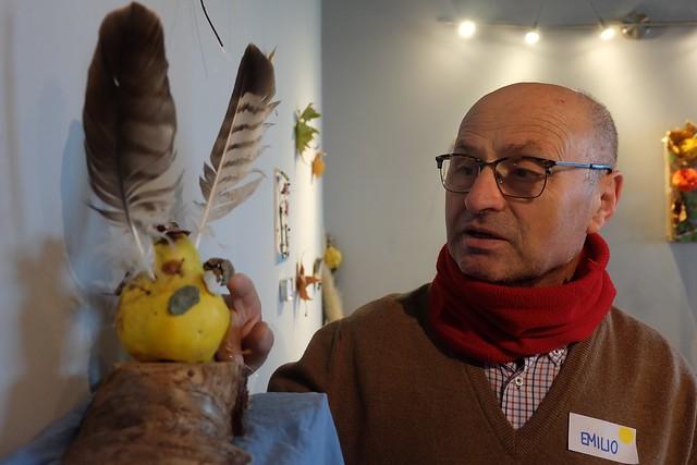 """Exposición """"Los sonidos del otoño"""""""