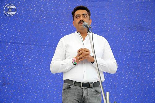 Rajkumar Kundanani from Jaipur RJ, expresses his views