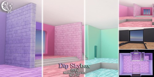 *NW* Dip Skybox - Fatpack | by NeverWish