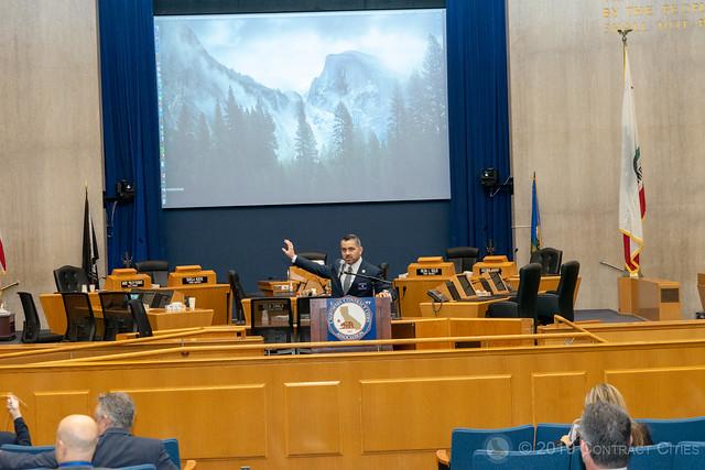 Inaugural L.A. County Local Advocacy Day