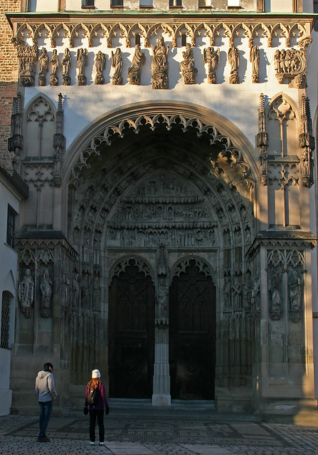 Augsburger Dom: Südportal