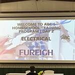 Homeschool Training Program - Day 2 - Electrical 2019