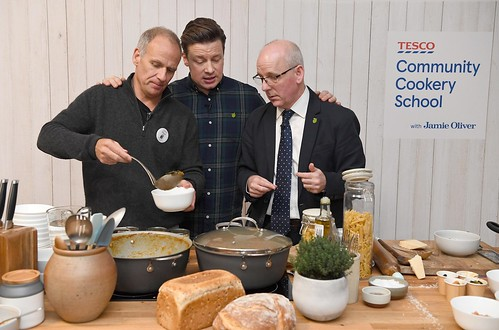 Tesco Community Cookery School with Jamie Oliver | by Tesco PLC