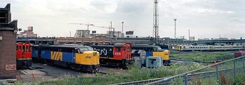 via fpa4 cn s13 mlw spadina canadiannational torontoon train railfan railroad