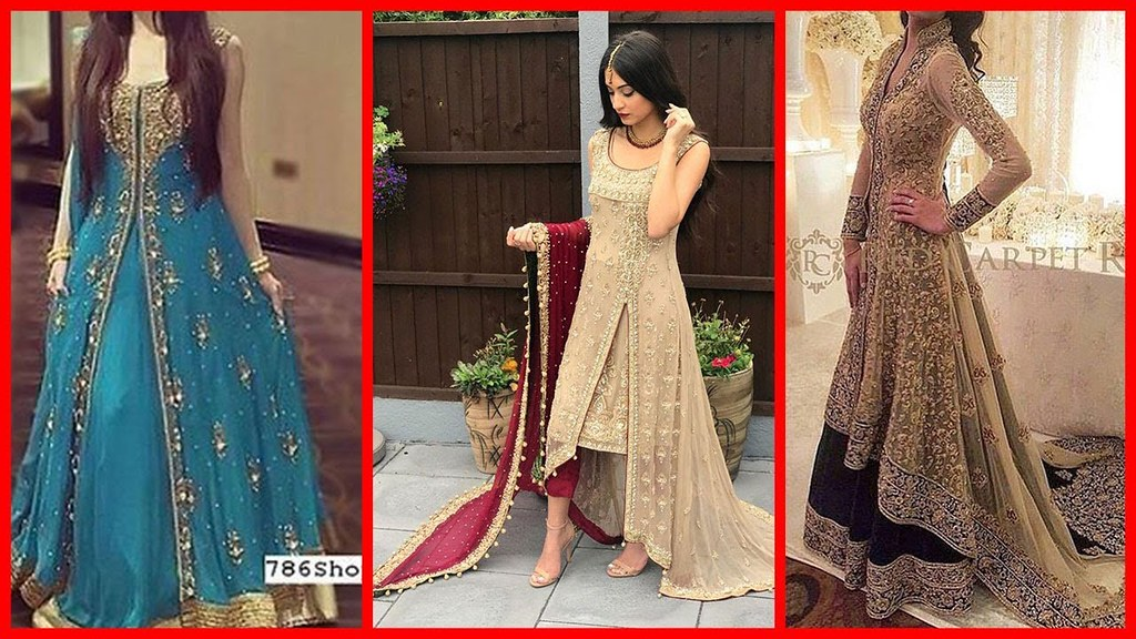 Beautiful Collection Of Party Wear Designer Dresses 2018 2