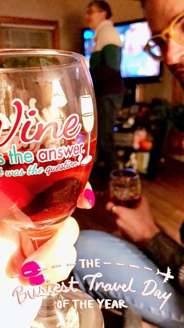 The Wine 🍷 & Cheese