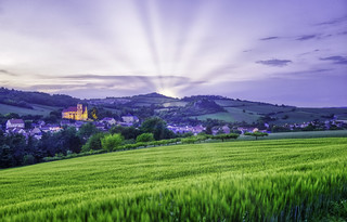 Church of Falkenstein | by heyyouphoto