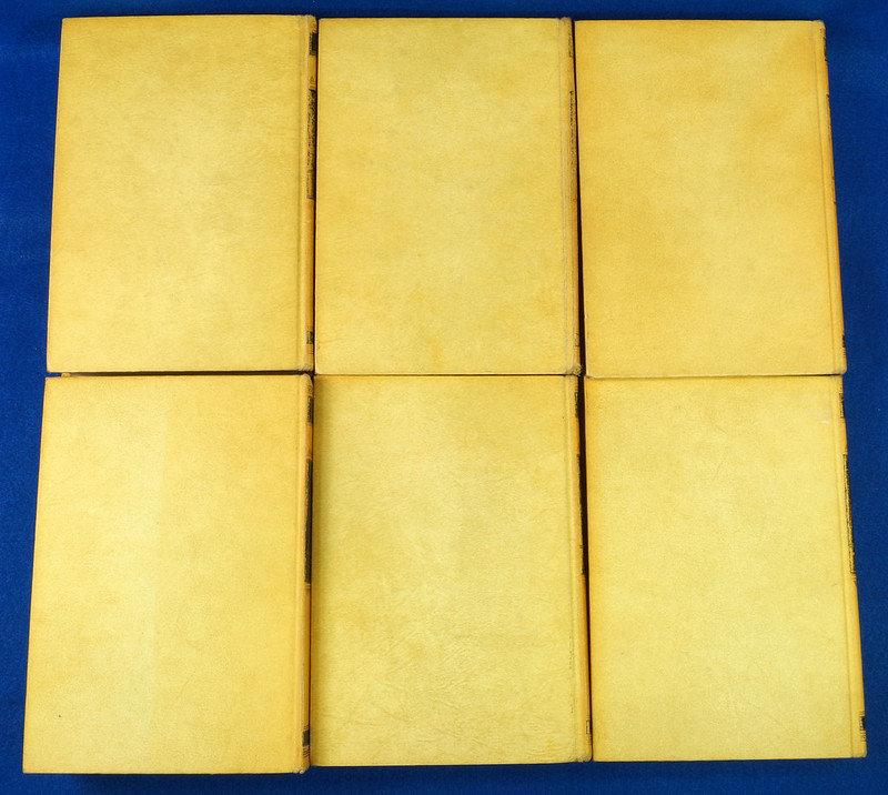 RD26573 The Equinox Review of Scientific Illuminism 1974 Vol. 1 Complete Set of 10 Books Aleister Crowley Occult Magic DSC08468