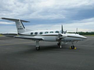 LN-ACV PA-42-1000 Cheyenne 400LS, Sandefjord/Torp ENTO | by Krister Karlsmoen