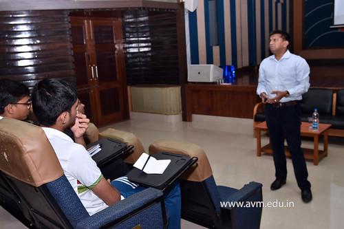 Info Session with Shiv Nadar University (15) | by Atmiya Vidya Mandir