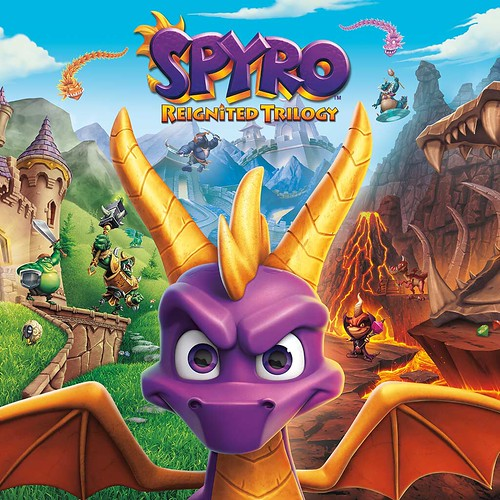 Spyro Reignited Trilogy | by PlayStation.Blog