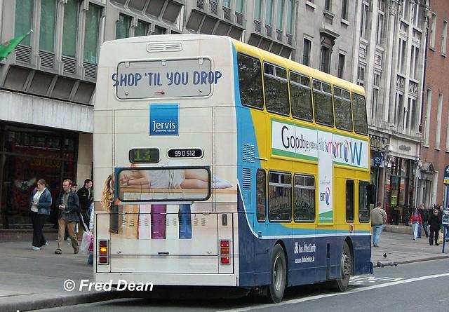 Dublin Bus RV512 (99D512).
