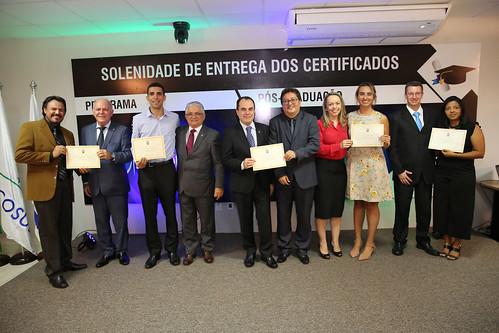 Solenidade de Entrega dos Certificados das Pós-Graduações (6)