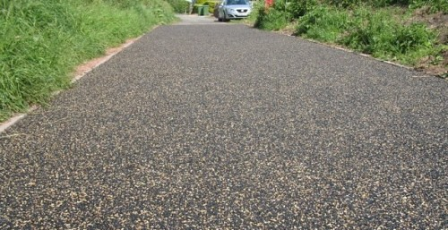 SuDS EcoPath Paving in Field Assarts #SuDS #EcoPath #Paving... | by sustainableurbandrainagesystems