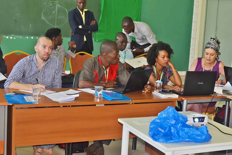 Congrès d'Abidjan 2017