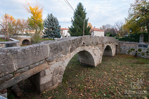Puentes de la Fragua y del Caño en Colmenar de Arroyo   by Jexweber.fotos