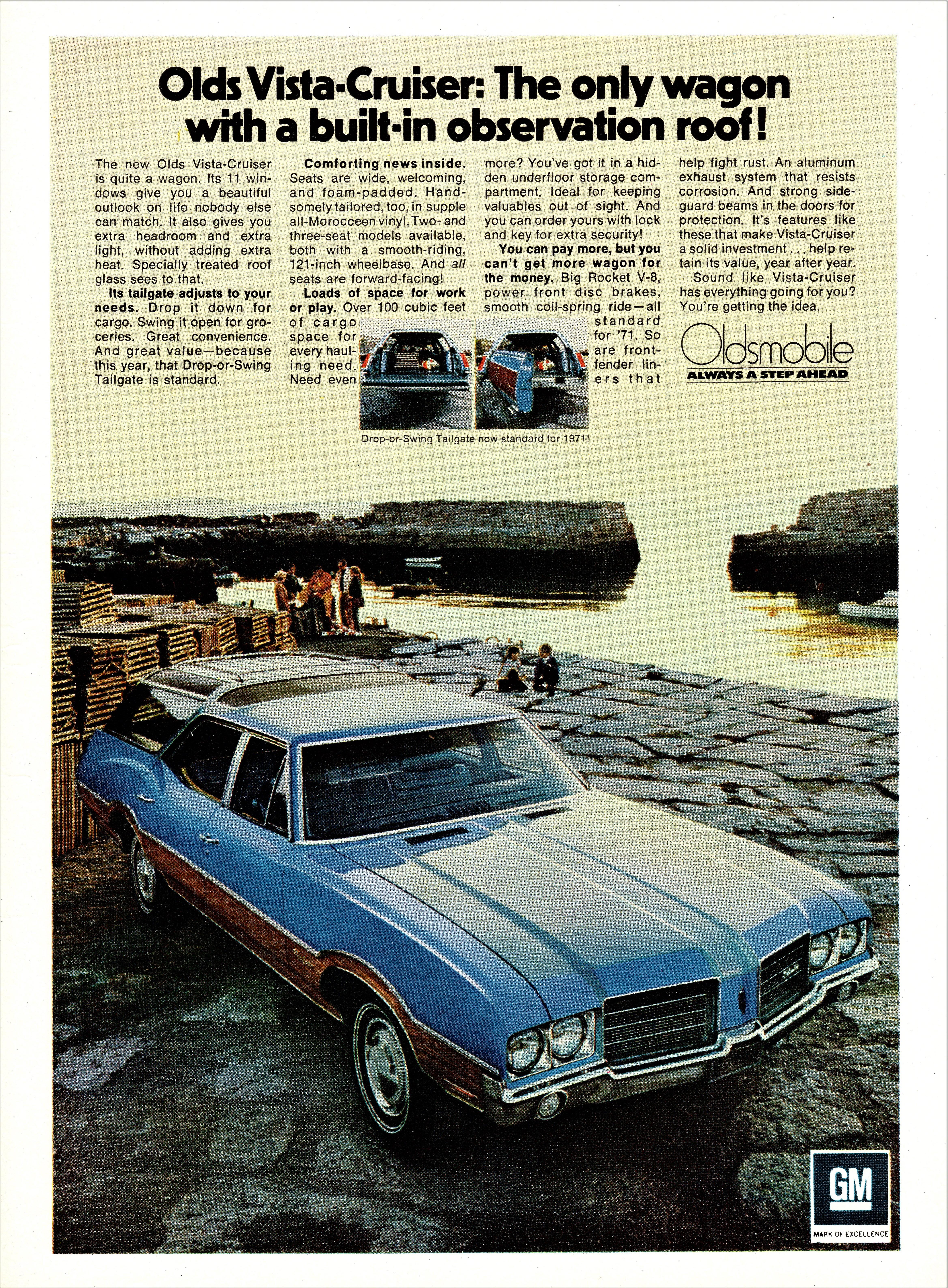 1971 Oldsmobile Vista-Cruiser