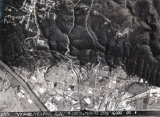 Lower Mtns Aerial 1949