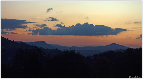 sunset skirrid sugarloaf wales herefordshire orcophill duncan darbishire